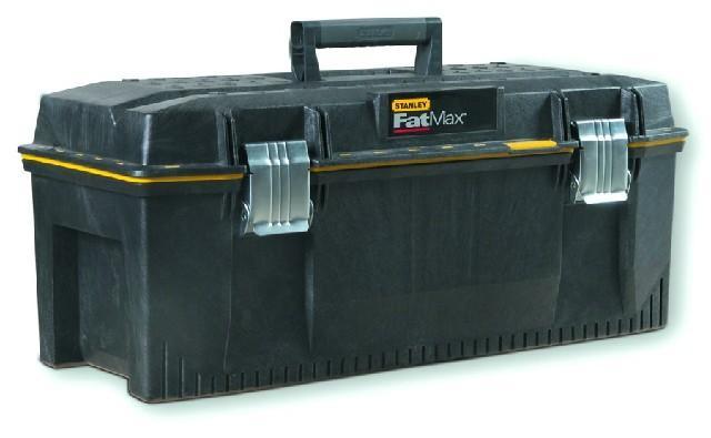 caisse outils tanche fatmax 28 39 39 71cm stanley comparer les prix de caisse outils tanche. Black Bedroom Furniture Sets. Home Design Ideas