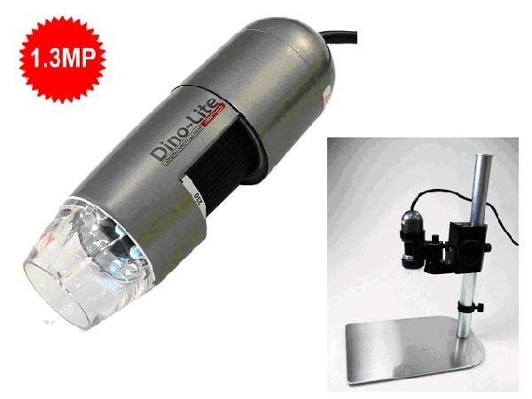 Microscope électronique et accessoires