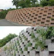 Bip produits elements prefabriques pour mur de soutenement - Garage beton modulaire ...