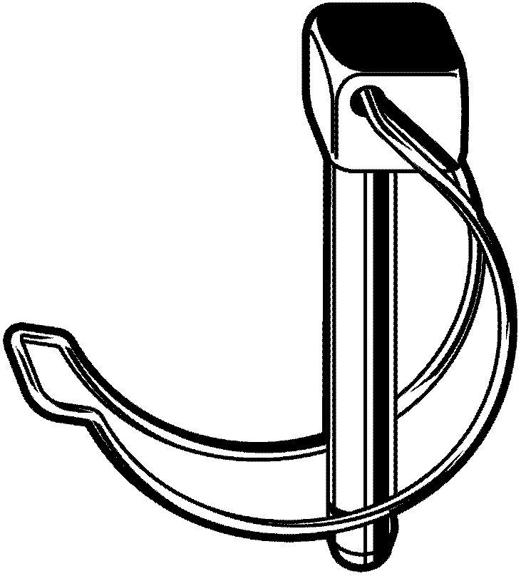 GOUPILLE À TUYAU ACIER À RESSORT ELECTRO ZINGUÉ PASSIVÉ JAUNE 8X40MM (ACIER À RESSORT) ELECTRO ZINGUÉ PASSIVÉ JAUNE (EMBALLÉ PAR: 25)