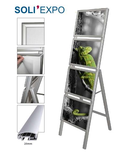 gamme de supports d 39 affichage tous les fournisseurs gamme de support d 39 affichage. Black Bedroom Furniture Sets. Home Design Ideas