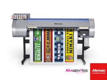 Imprimante textile ts30-1300 de mimaki