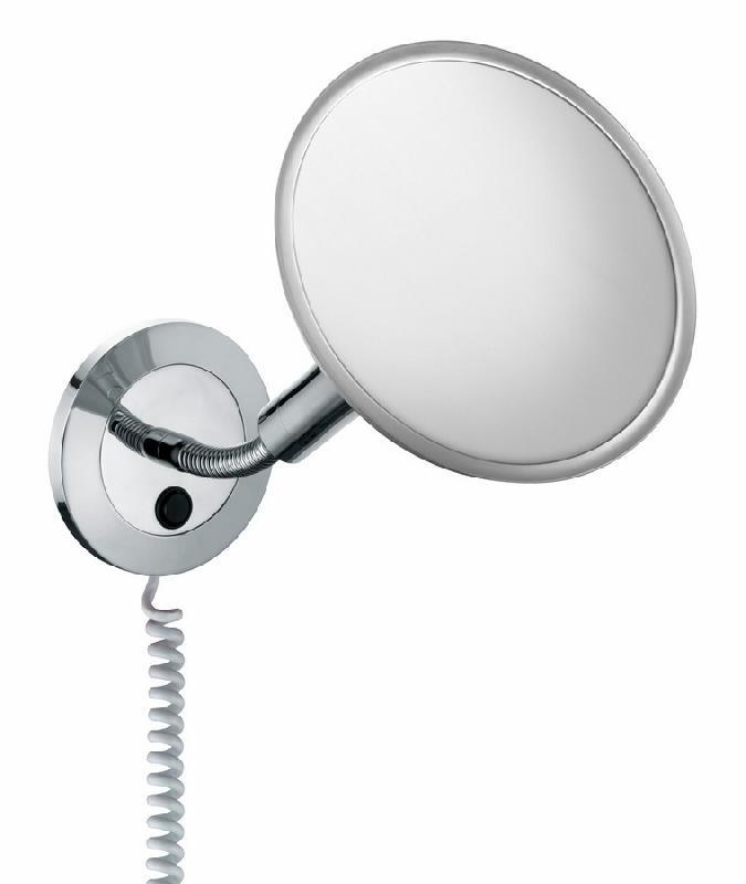 Miroirs de salle de bain keuco achat vente de miroirs for Casa miroir rond