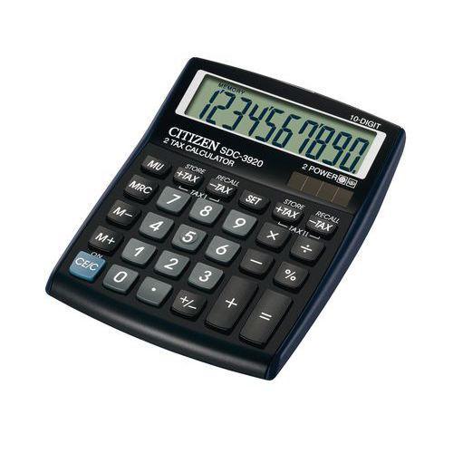 calculatrice citizen sdc 3920 comparer les prix de calculatrice citizen sdc 3920 sur. Black Bedroom Furniture Sets. Home Design Ideas