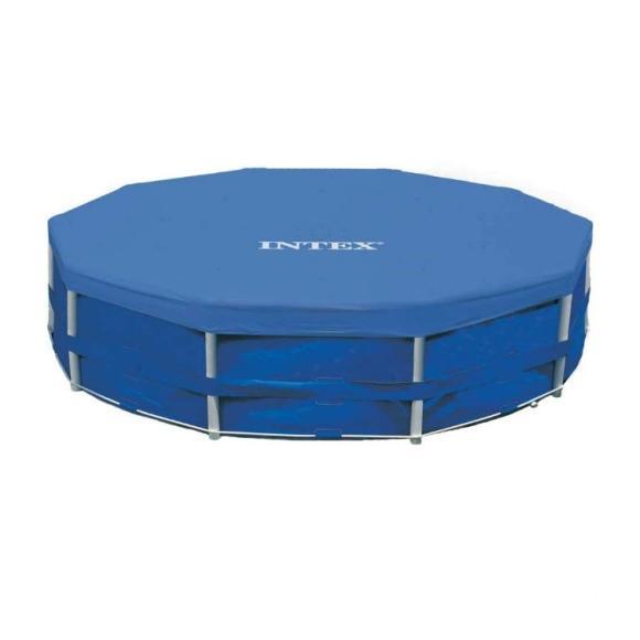 Couvertures piscine intex achat vente de couvertures for Bache protection piscine ronde