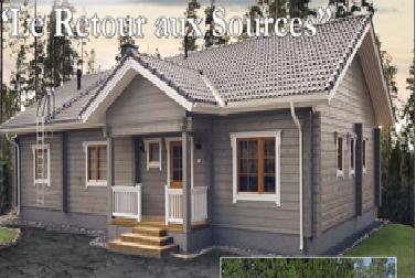 Maison ossature bois de finlande for Maison en bois finlandaise