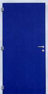 Portes battantes tous les fournisseurs porte simple for Porte de service pvc largeur 100