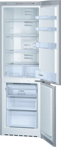 bosch refrigerateur combine kgn36nl20 kgn 36 nl 20 inox look. Black Bedroom Furniture Sets. Home Design Ideas
