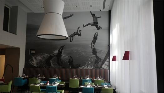 Films d'impression pour la decoration murale en interieur on
