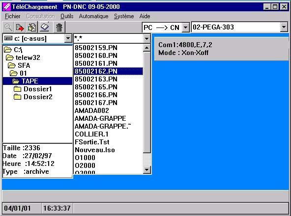 Logiciel de conception et gestion de programme d 39 usinage for Logiciel de conception