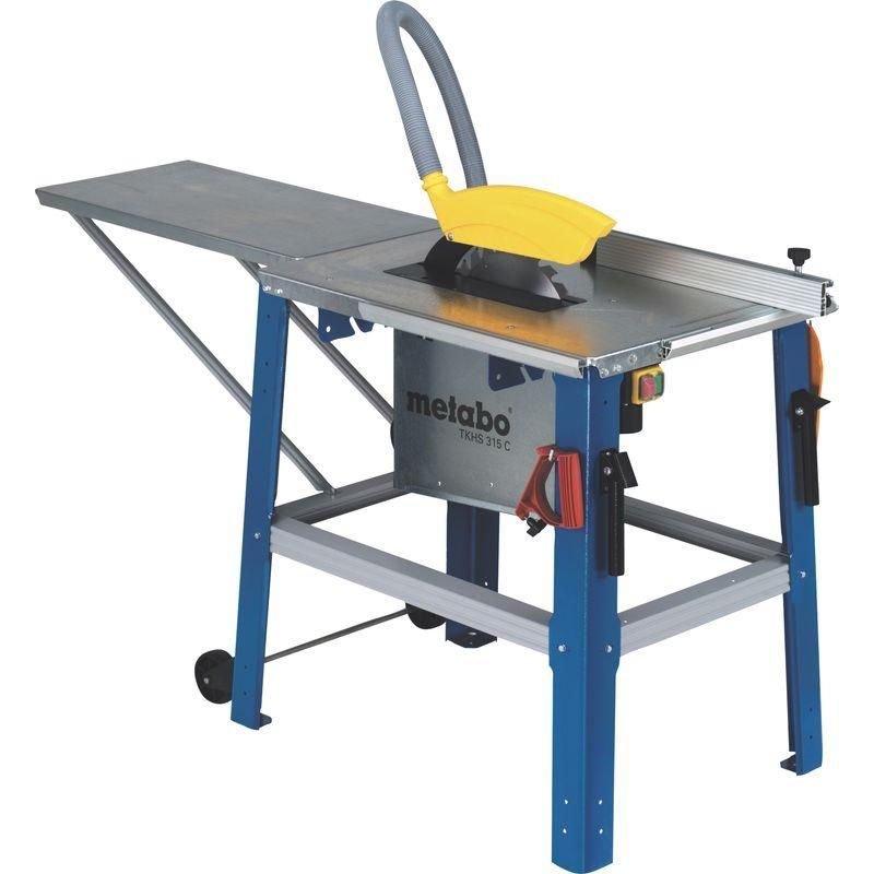 METABO TABLE DE SCIAGE 2000W