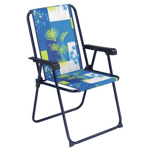fauteuil piccolo avec dossier haut motifs bleu et jaune comparer les prix de fauteuil piccolo. Black Bedroom Furniture Sets. Home Design Ideas