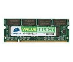 Mémoire portable value select so-dimm 1 go pc5300  (vs1gsds667d2) - garantie à vie + serre-câble (paquet de 100) + boîte de vis pour l'intégration informatique + boîte de 8 tournevis de précision avec support