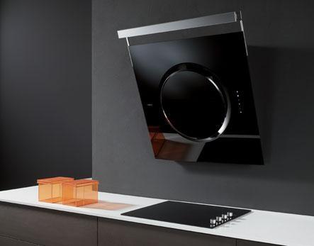 hotte cuisine design. hotte dcorative design comme un point focal