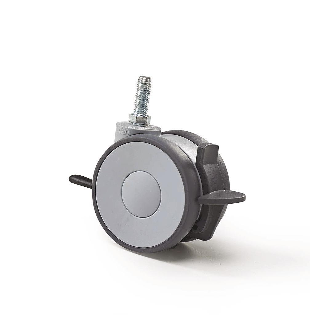 Roulette comparez les prix pour professionnels sur - Roulette pour meuble avec frein ...