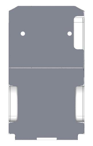 PLANCHER RENAULT TRAFIC L2 DEPUIS 2014