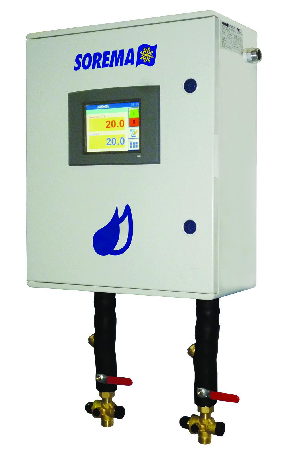 Doseur mélangeur automatique et programmable - dmt-prog