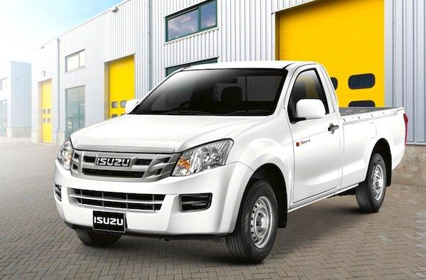 isuzu d max 2 5 4x4 single cab satellite clim 2012 euro 5. Black Bedroom Furniture Sets. Home Design Ideas