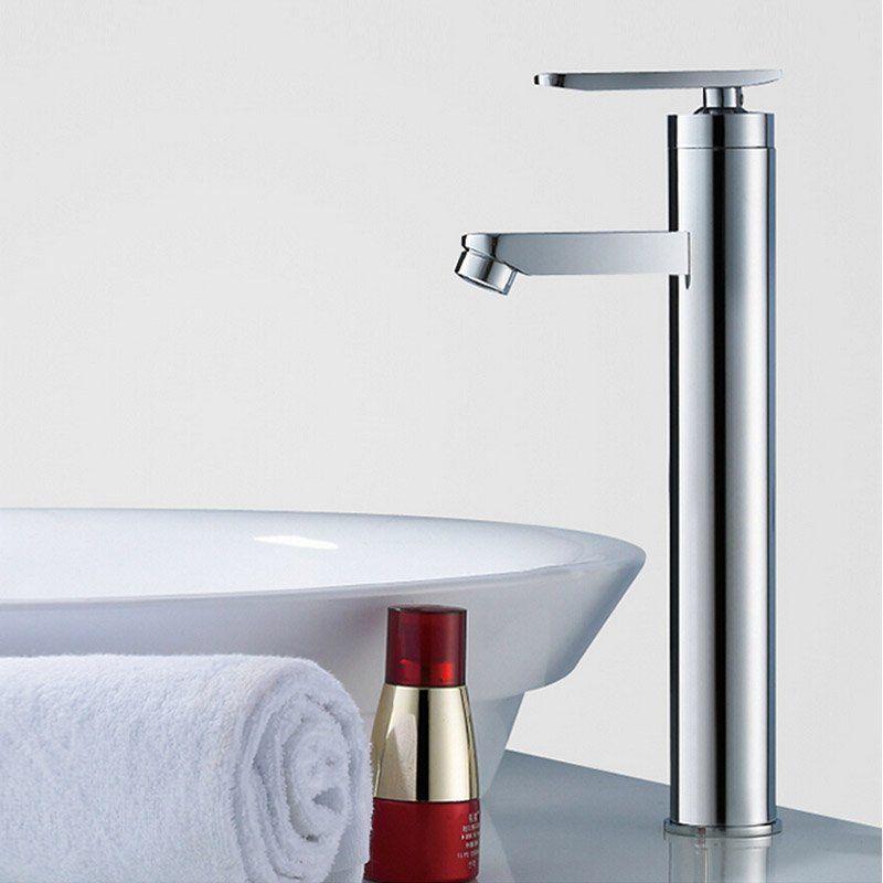 Amphea En Laiton Chrome Pour Vasque A Poser Palici Comparer Les