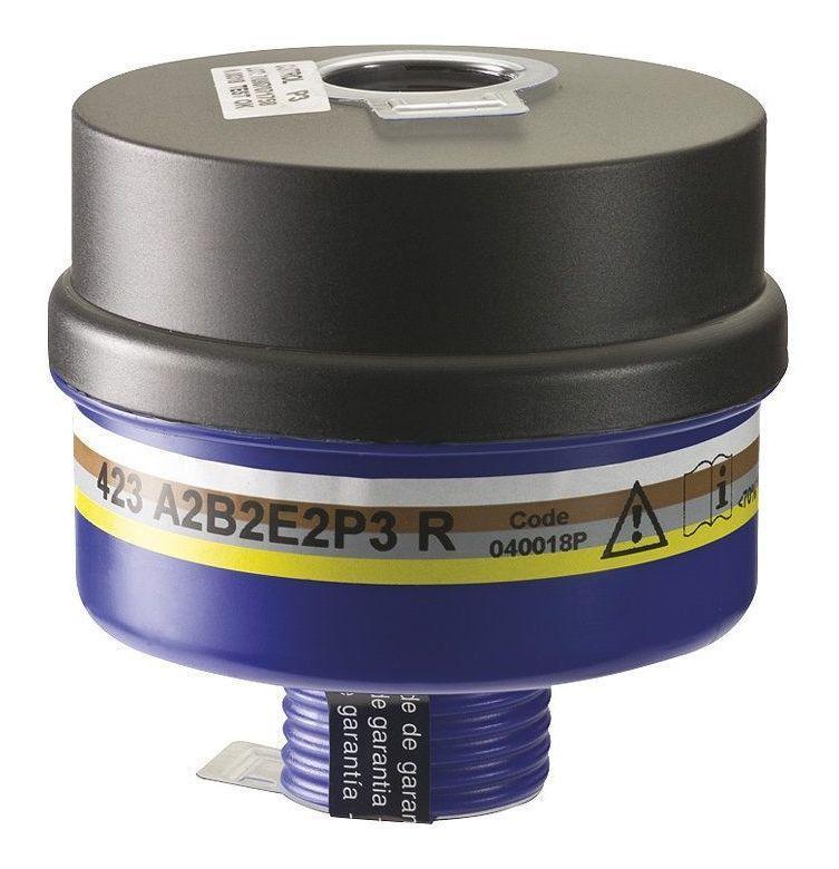 Sup air Vendu par 2 Galette filtrante poussi/ères toxiques EN143