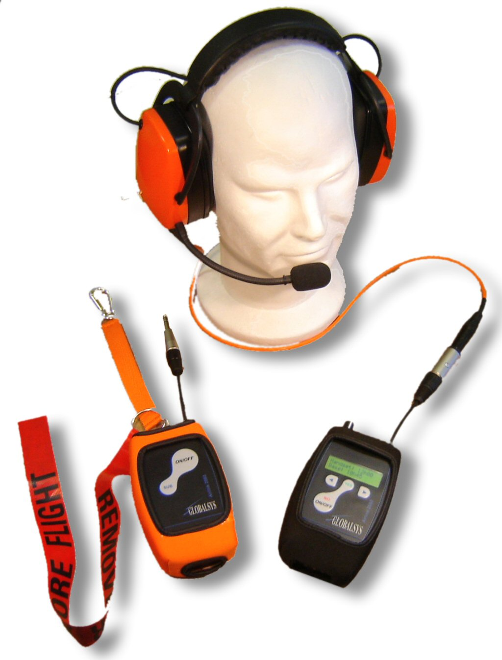 Kits main libre pour talkies-walkies