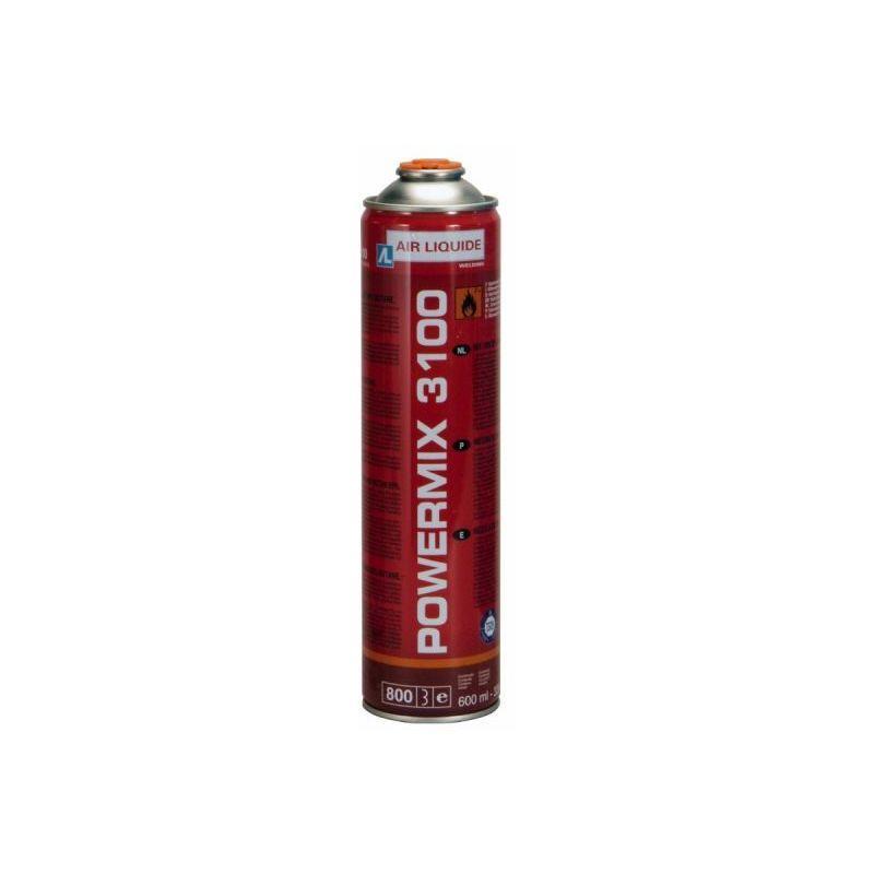 WELD TEAM - CARTOUCHE DE GAZ JETABLE POWERMIX 3100 WELDTEAM