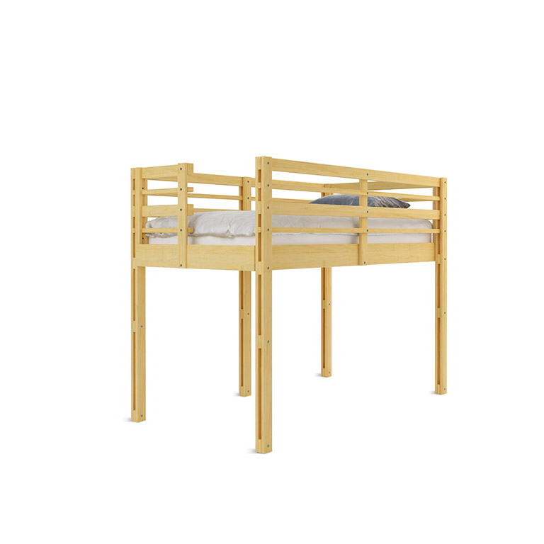 lit pour enfant mezzanines modulable loggia lab. Black Bedroom Furniture Sets. Home Design Ideas