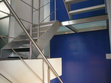 Paliers pour escalier