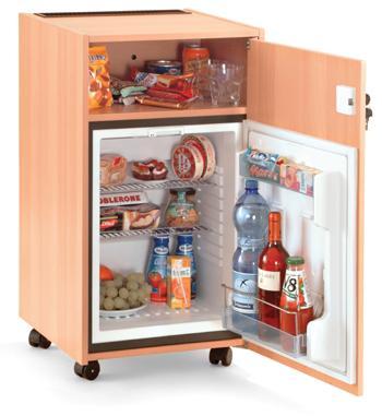 refrigerateur meuble bar bois dometic ea 365ld. Black Bedroom Furniture Sets. Home Design Ideas