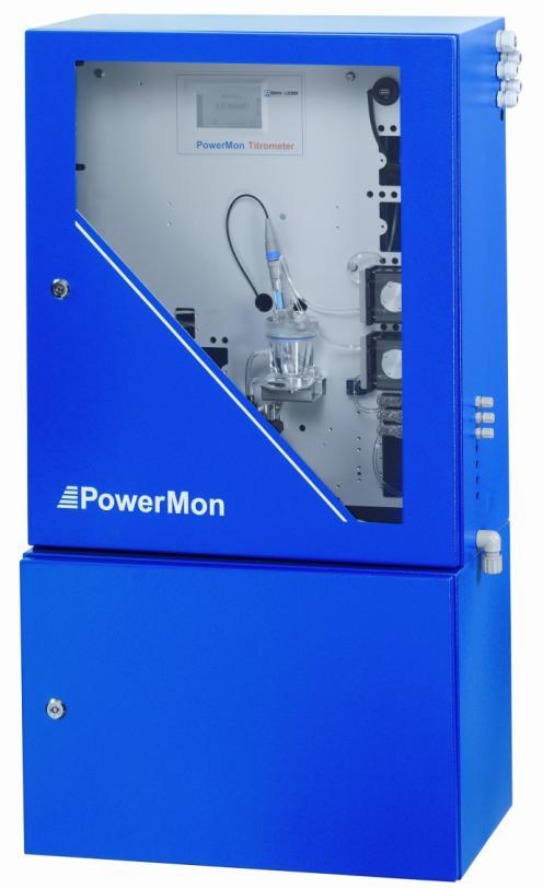 Analyseurs d'eau en ligne  powermon-axflow