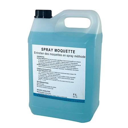 Spray moquette