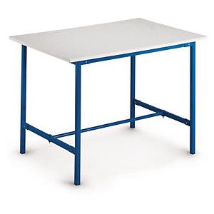 Installation climatisation gainable hauteur etabli de travail - Table de travail reglable en hauteur ...