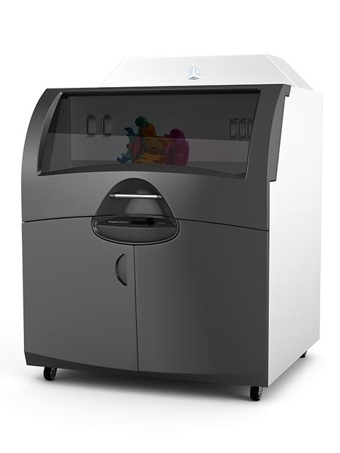imprimante 3d professionnelle couleur 3dsystems projet 860. Black Bedroom Furniture Sets. Home Design Ideas