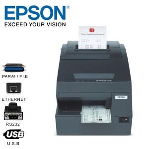 Imprimante Epson TMH-6000IV Tickets Chèques parfait état