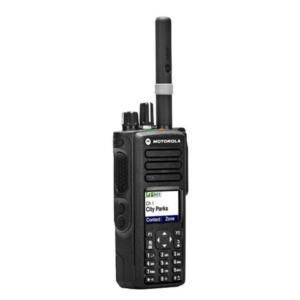 TALKIE WALKIE AVEC LICENCE MOTOROLA DP4800