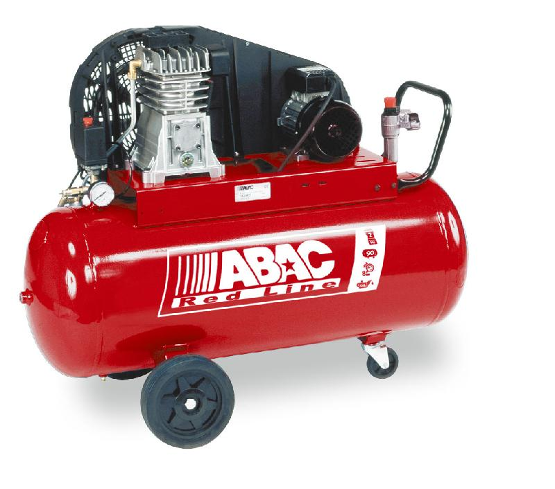 Compresseur à piston 50 litres 4116023430 ABAC - ABA ...