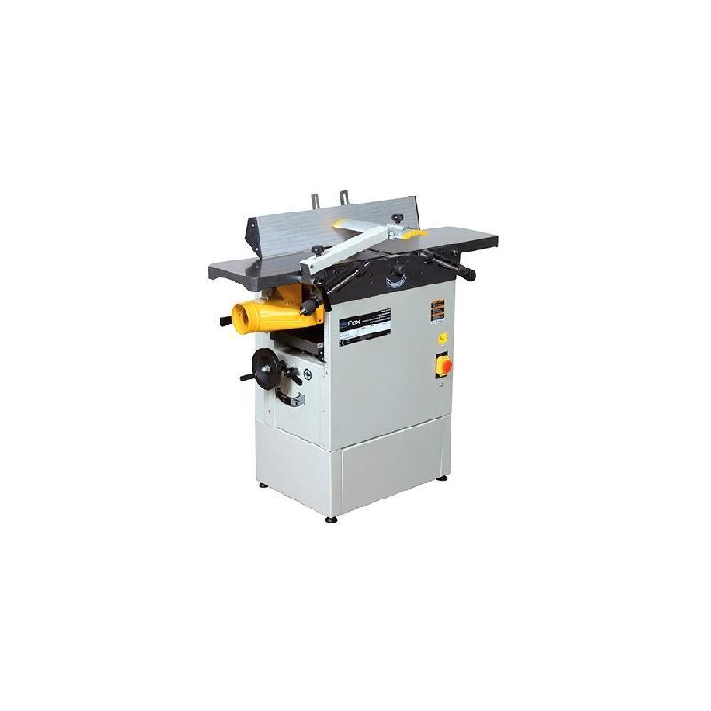 Dégauchisseuse / raboteuse 250 mm d'atelier - 230 v 2200 w - f22 568 - fox