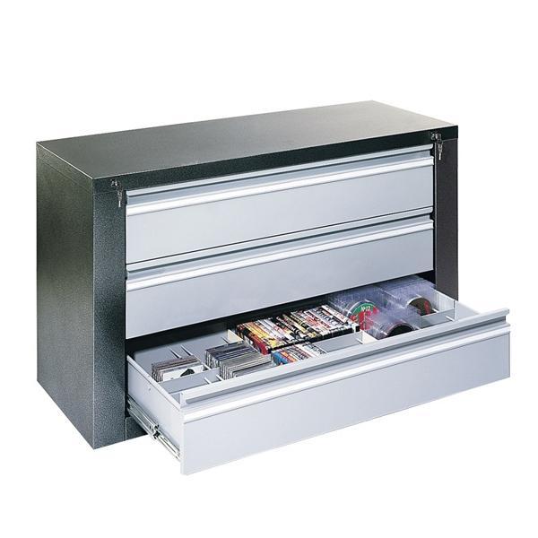 meuble multimedia 3 tiroirs