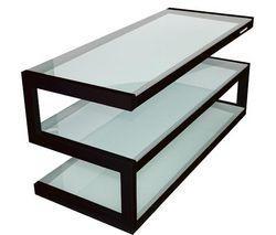 meuble tv esse noir pour televiseur ecran plat jusqu 39 a 50 poids maximum 80kg finition noire. Black Bedroom Furniture Sets. Home Design Ideas