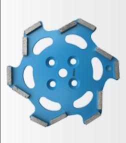 Ninja plateau diamant 250 - 0497 529 0252