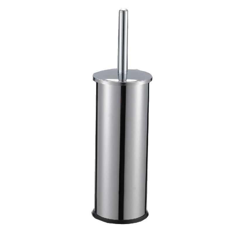 PORTE-BALAI EN INOX - FIXATION MURALE (AVEC ACCROCHE MURALE)