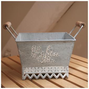 Accessoires de contenants pour plantes tous les fournisseurs cache pot zinc cache pot - Cache pot en zinc ...