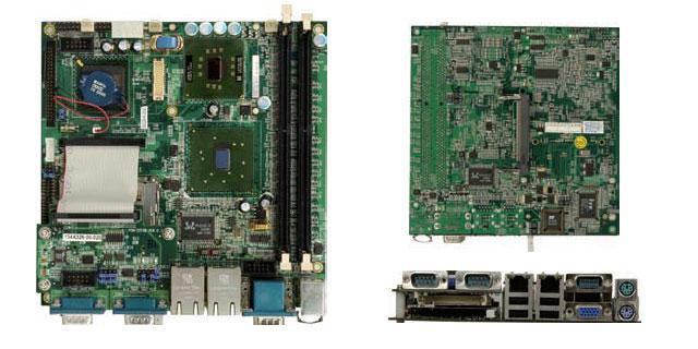 CARTE CPU / PROCESSEUR -  MINI ITX A200