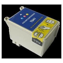 CARTOUCHE JET D'ENCRE COMPATIBLE EPSON STYLUS COLOR 62/CX3200 (T041) PUCE C/M/Y*12ML 00784C