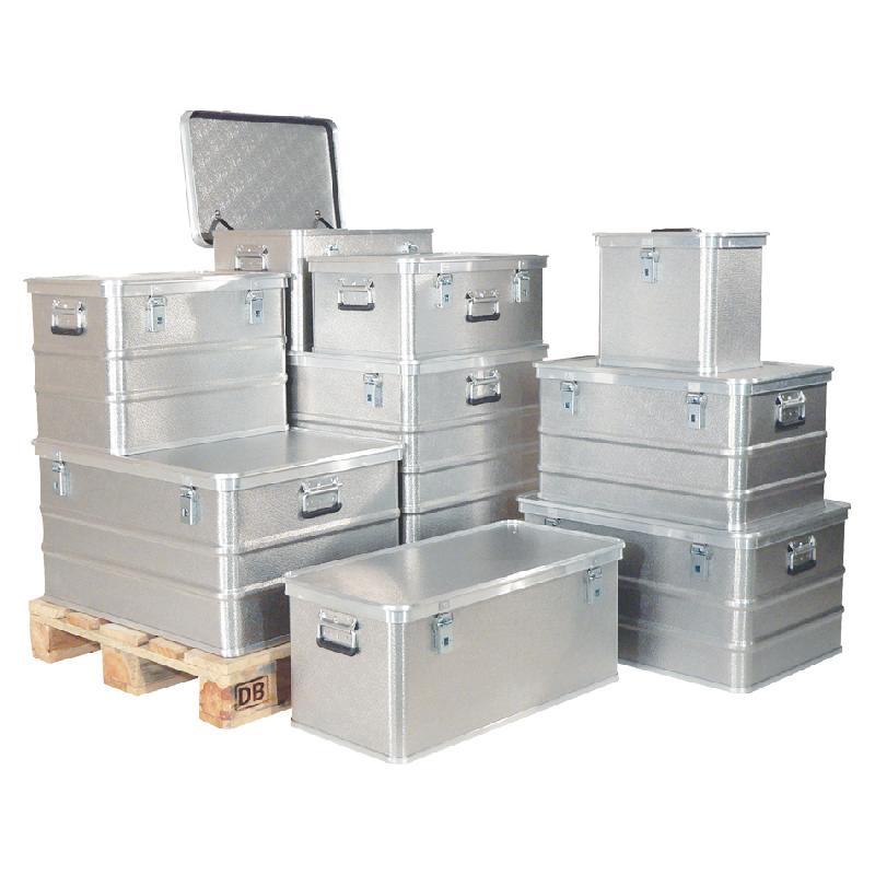 Coffre de rangement en aluminium - Tous les fournisseurs de Coffre ...