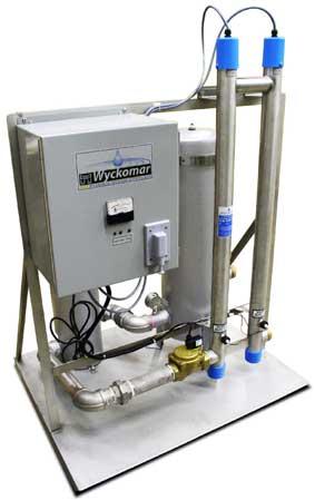 Desinfection de l'eau par uv et filtration