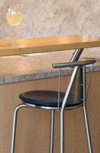 dessus de siege et de tabouret. Black Bedroom Furniture Sets. Home Design Ideas