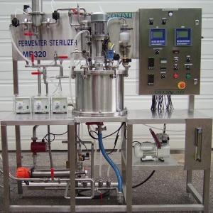 Fermenteur - stérilisateur mp320