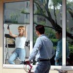 Film opaque pour vitre comparez les prix pour for Prix miroir sans tain