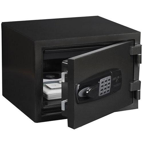 coffre fort ignifuge hartmann hef 15 15 litres. Black Bedroom Furniture Sets. Home Design Ideas